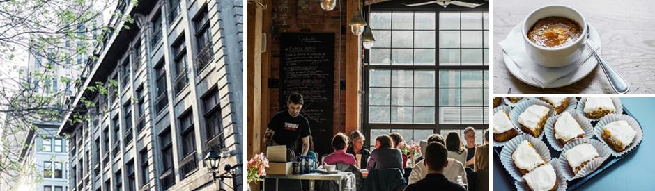 Visite gourmande dans le Vieux-Montréal
