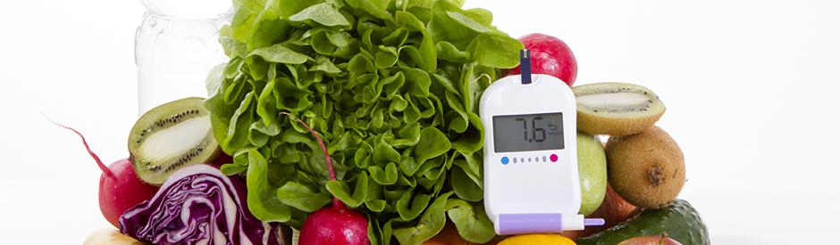L'alimentation et le diabète