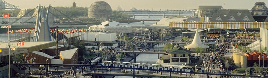 Visite Montréal Expo 67