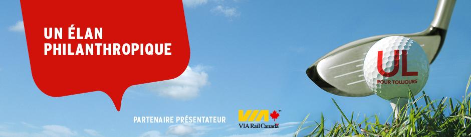 Classique VIA Rail des diplômés de l'Université Laval